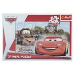 پازل 24 تکه تريفل مدل Disney Cars