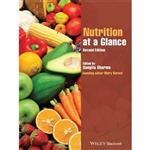 Nutrition at a Glance 2nd Edition Book