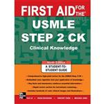 First Aid for the USMLE Step 2 CK 9th Edition Book