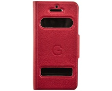 Griffin Folio Case For iPhone 5 Red