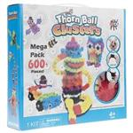 Mega Pack Bunchems  600 Pcs Game Building