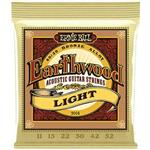 Ernieball EartgWood Acoustic Guitar String