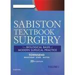کتاب جراحی پزشکی Sabiston Textbook of Surgery - جلد اول