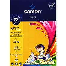 دفتر نقاشي Canson با کاغذ A5+