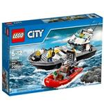 City Police Patrol Boat 60129 Lego