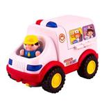 Huile Toys All Around Ambulance Toys Car