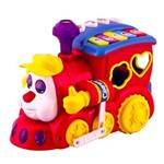 Huile Toys Smart Q A Cartoon Train Educational Game