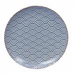 بشقاب توکيو مدل Wave 142081420714206