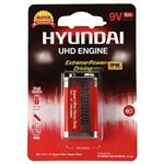 Hyundai Super Ultra Heavy Duty 9V Battery