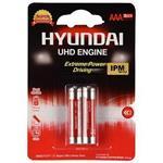 Hyundai Super Ultra Heavy Duty AAA Battery Pack Of 2