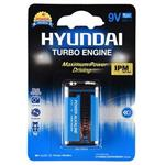 Hyundai Power Alkaline 9V Battery