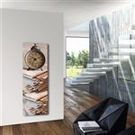 رادیاتور شیشه ای آترین مدل A015 سایز 60 × 175 سانتی متر