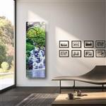 رادیاتور شیشه ای آترین مدل A089 سایز 60 × 175 سانتی متر