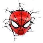 چراغ دیواری تری دی لایت اف ایکس مدل Spider Man