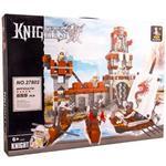 ساختنی آزینی مدل Knight