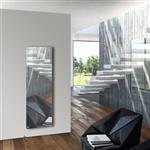 رادیاتور شیشه ای آینه ای آترین مدل A107 سایز 175 × 60