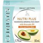 کرم تغذیه کننده و ترمیم کننده سری Nutri Plus مدل Daily Action کلینیانس