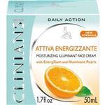 کرم دور چشم سری Attiva Energizzante مدل Daily Action کلینیانس