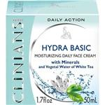 کرم مرطوب کننده سری Hydra Basic مدل Daily Action کلینیانس
