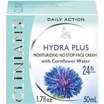 کرم مرطوب کننده سری Hydra Plus مدل Daily Action کلینیانس