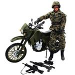 M And C Kawasaki KLR 90615 Action Figure