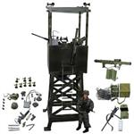 M And C Lookout Tower 90052 Action Figure