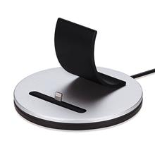 iDevice Stand Justmobile AluBolt Deluxe Dock - iPhone and iPad mini ST-178