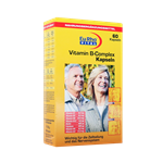 کپسول ویتامین ب کمپلکس (B-complex) یورو ویتال 60 عددی