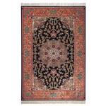 فرش عرش طرح اولیا رنگ مشکی شانه 700 استاندارد