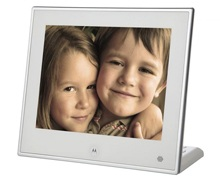 Motorola Digital Photo Frame MF810