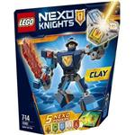 Nexo Knights Battle Suit Clay Lego 70362