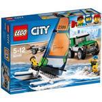 City 4x4 With Catamaran Lego 60149