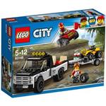City ATV Race Team Lego 60148