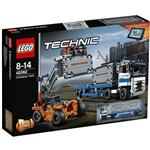 Technic Container Yard Lego 42062