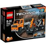 Technic Roadwork Crew Lego 42060