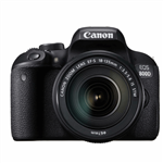 Canon EOS 800D Digital Camera With 18-135mm IS STM Lens