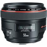 لنز دوربین کانن مدل 50 میلی متر USM
