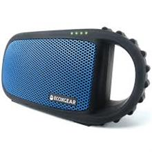 Ecoxgear Carbon Bluetooth portable speaker
