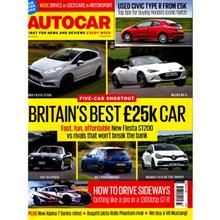 Autocar Magazine -17 August 2016