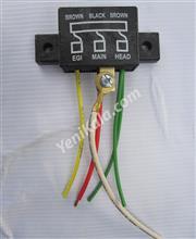 جعبه فیوز برق اصلی پراید Fillband