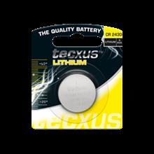 tecxus CR 2430 Battery