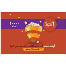 Filmnet 1 month Subscription Card