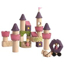 Plan Toys Fairy Tale Blocks Educational Game