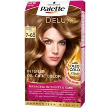 Palette Kit Deluxe Golden Gloss Mocca Shade 7-65