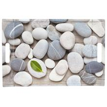 سيني باريکو مدل Stones And Leaf سايز 31x47 سانتي متر