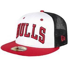 کلاه کپ نیو ارا مدل Team World Arch Chicago Bulls Otc