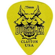 Clayton Duraplex 0.73 mm Guitar Picks