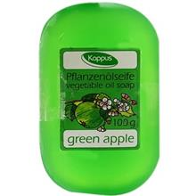 Kappus Green Apple Vegetable Oil Soap 100gr