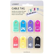 Loukin Cable Tag MCC-015 Cable Manager