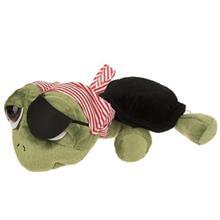 عروسک پاليز مدل Pirate Turtle طول 34 سانتي متر